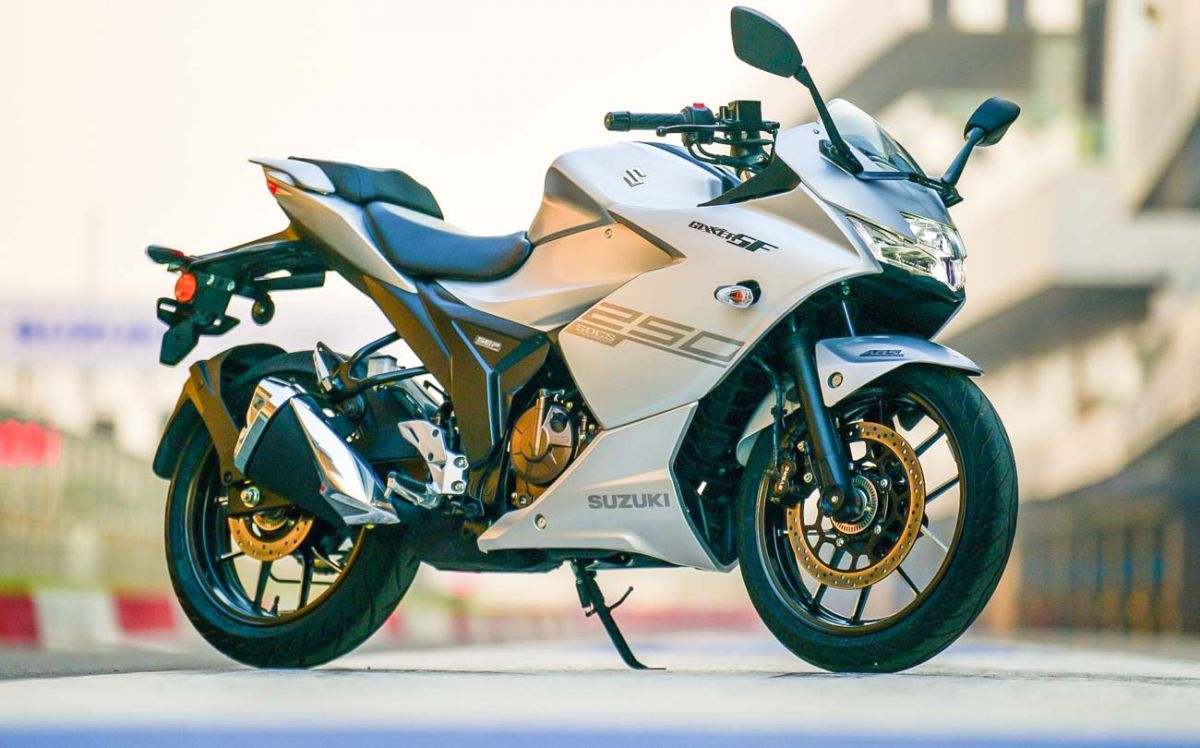Suzuki launched these powerful bikes in India this week
