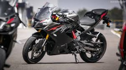 TVS Apache RR 310 BS6 Price hikes, Get Details Here