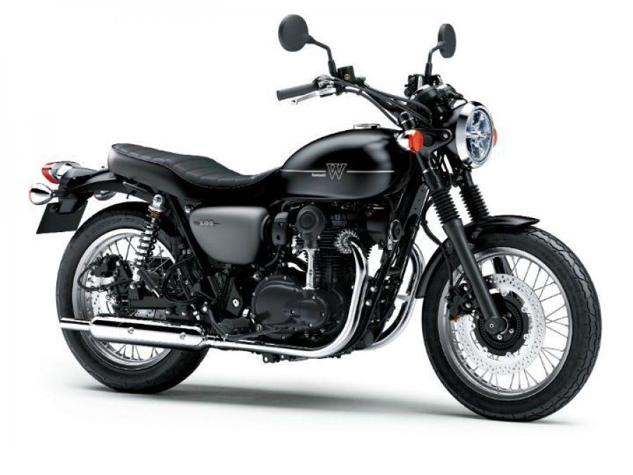 Kawasaki Launches the W800 Street At Rs 7.99 lakh