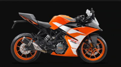KTM RC 125 ABS Launched in India, here's the price and other details
