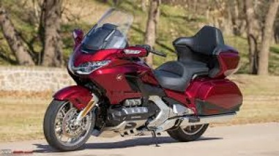 Honda Gold Wing will soon get a special feature