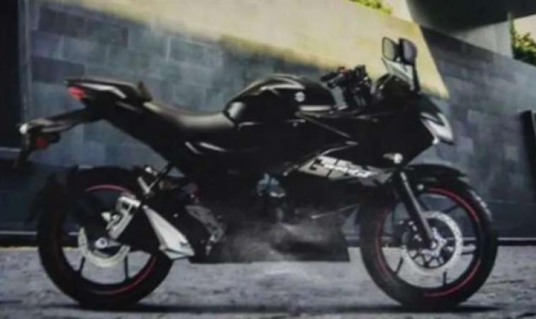 इस सुजुकी बाइक की लॉन्च से पहले तस्वीर लीक