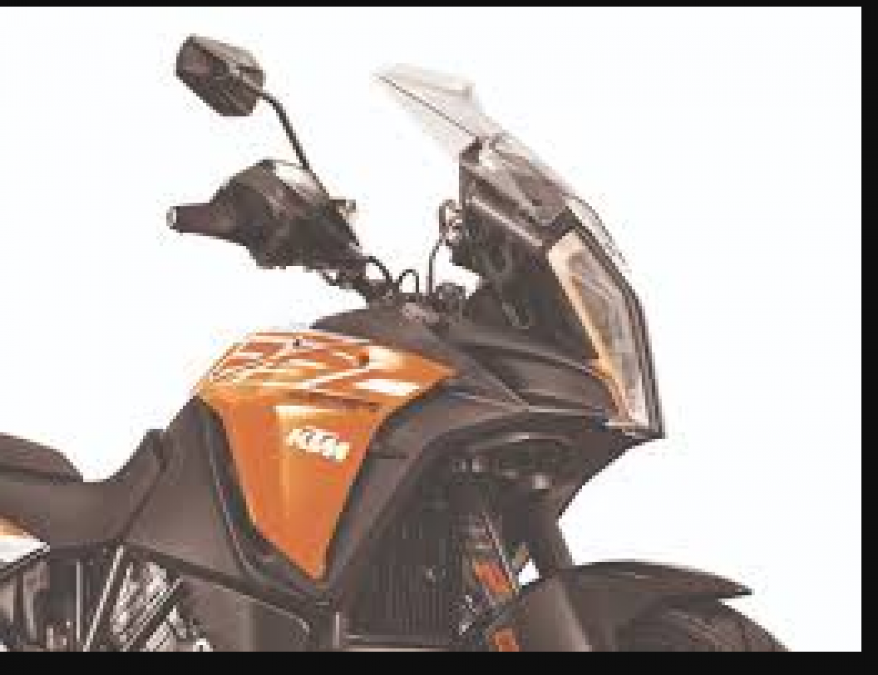KTM to launch bike with smartphone connectivity features on this date