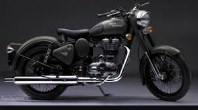 But Royal Enfield's luxurious bikes without any downpayment