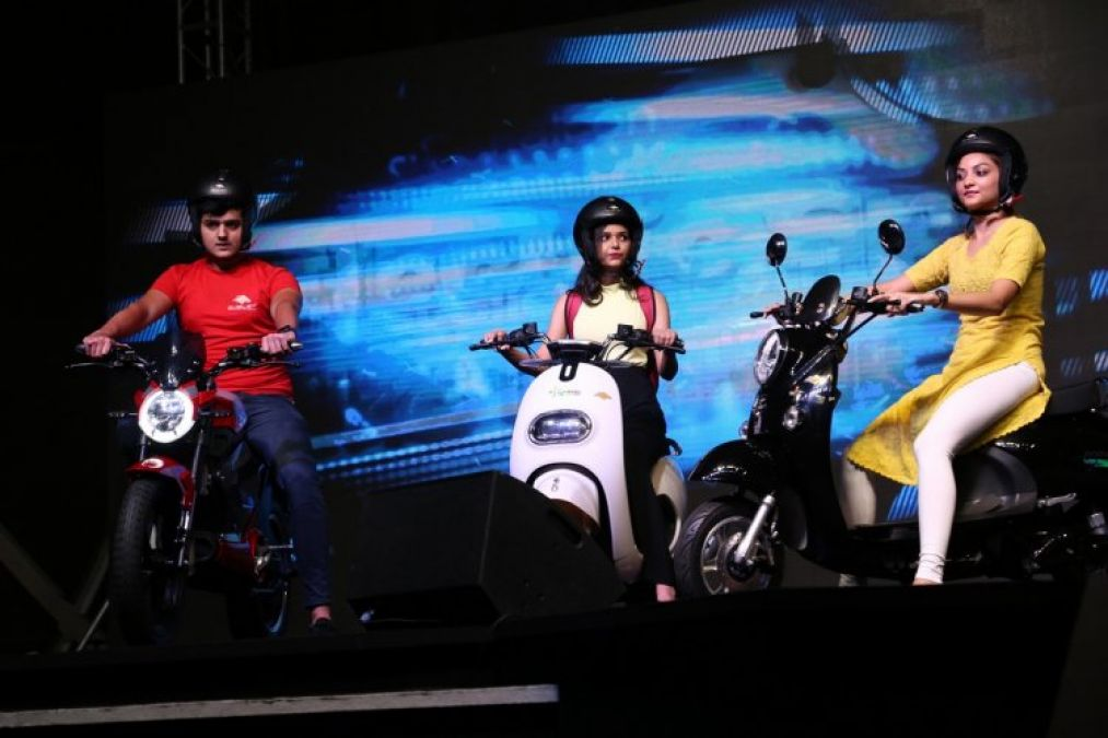 Evolet launched these scooters and bikes in the Indian market, know the price