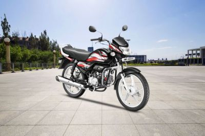 How different is Hero HF Deluxe from Bajaj CT 100, know comparison