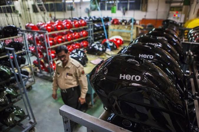 हीरो मोटोकॉर्प लिमिटेड ने किया बड़ा ऐलान, बंद किया कारखानों में वाहन उत्पादन