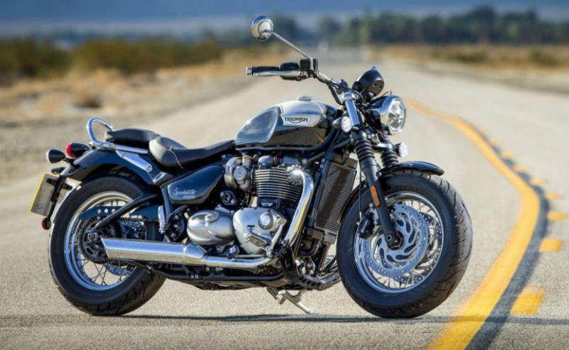 Triumph will launch on February 27 Bonneville Speedmaster