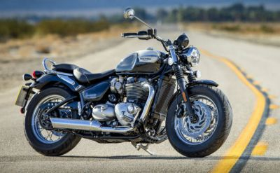 Triumph will launch on February 27 Bonneville Speedmaster