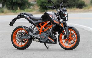 KTM 200 duke is ready, company is testing the new benchmark