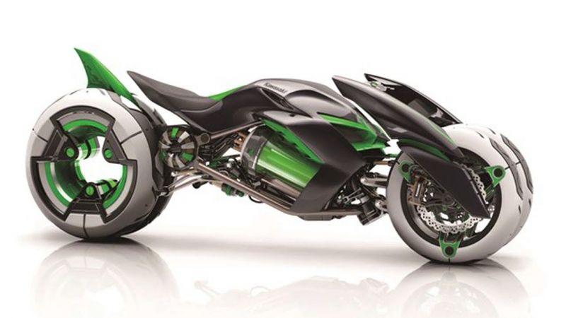 Kawasaki to launch three-wheeled bike soon
