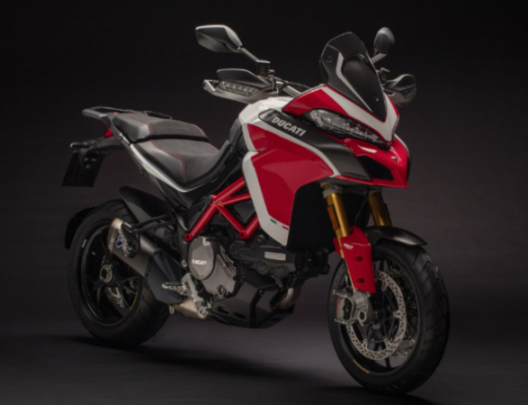 Everything about the Ducati Multistrada 1260