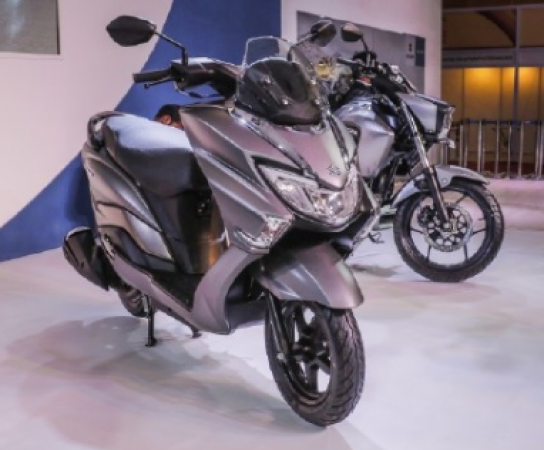 Suzuki to launch its all-new Burgman Street on July 19