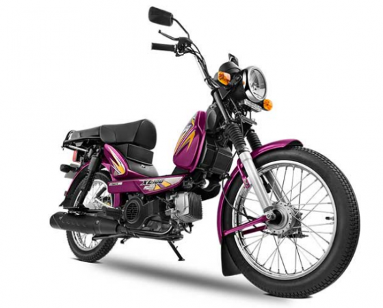 TVS XL100 launched at a price of Rs. 36,109