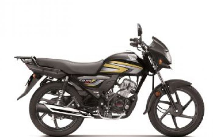 Honda launches latest edition of CD 110 Dream DX