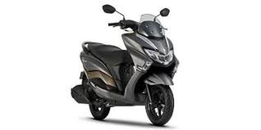 Suzuki Burgman to cost Rs. 68,000