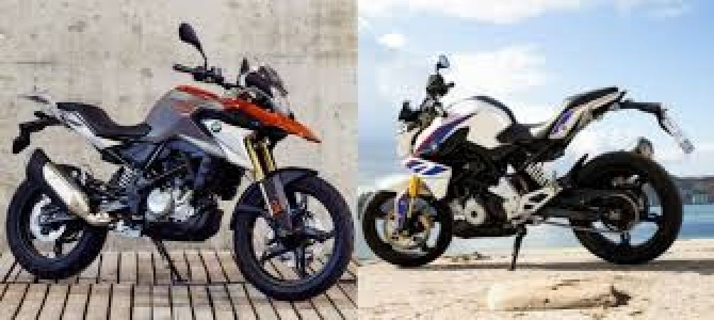 BMW G 310 R, G 310 GS spotted on Indian Roads before launch