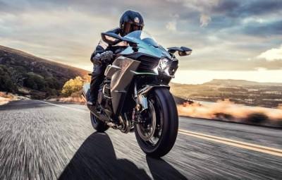 2021 Kawasaki Ninja H2R launched in Indian market