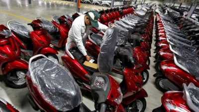 Two-wheeler wholesales fall 65% in May amid COVID-19 disruptions: SIAM