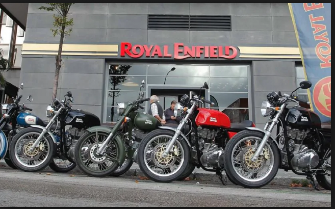 Royal Enfield motorcycle has found this great fault in 7000 units of bullet motorcycle; recall it