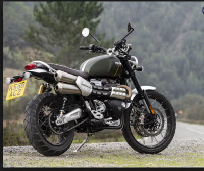 Most awaited Triumph Motorcycle Scrambler 1200 launching date in India is out