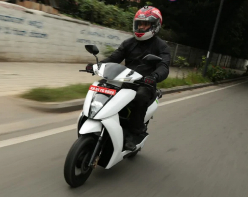 Indian automobile company Ather Energy announced flagship of 450 FAME 2 subsidiary benefits