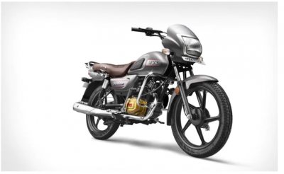 TVS new fuel Efficient bike launched in India with two new colour option