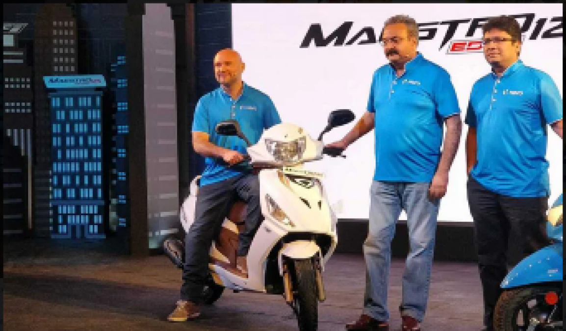 Hero MotorCorp new Maestro Edge 125 scooter launched in India; check Price here