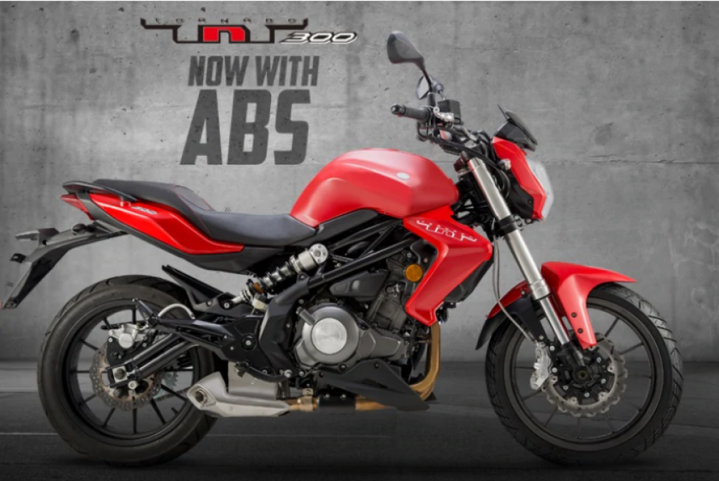 Benelli India announced a Price reduction on its TNT 300cc motorcycles