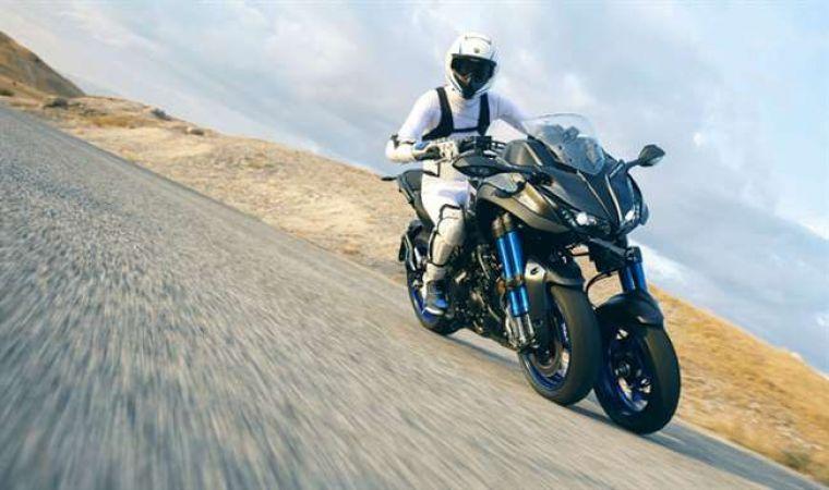 Yamaha launches three-wheeler bike 'Niken'