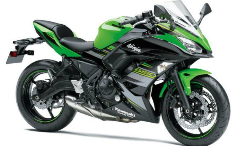 Kawasaki launches its new Ninja 650 KRT edition in India