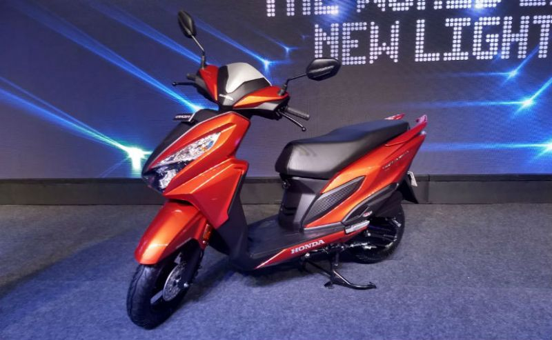 Honda sold more than 15,000 units of Grazia in 21 days