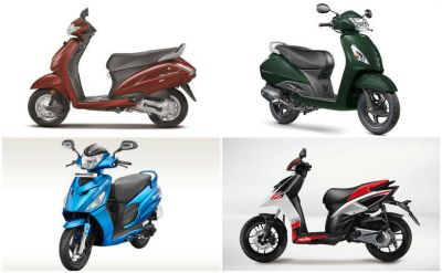 These are some scooters with great deals to buy this festive season