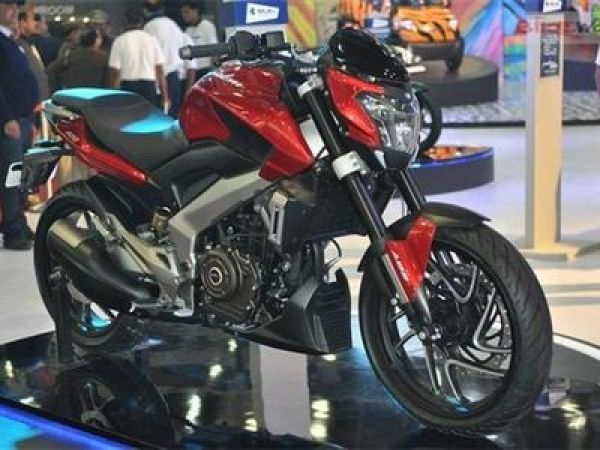 Bajaj Dominar: This bike being exported more than sales in the domestic market