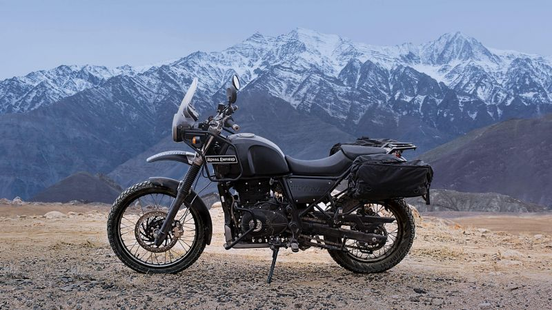 Royal Enfield Himalayan Adventure more secure, comes with ABS