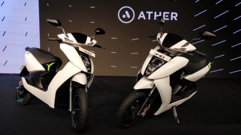 Now the electric scooter with features like a car worth Rs.1 lakh will run on the roads