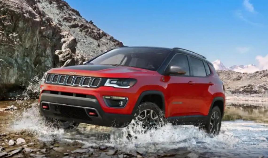 Jeep Compass Trailhawk जुलाई में होगी लॉन्च, ये होंगे ख़ास फीचर