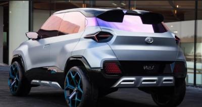 Tata H2X EV देगी 230 km का जबरदस्त माइलेज, यह होगी खासियत