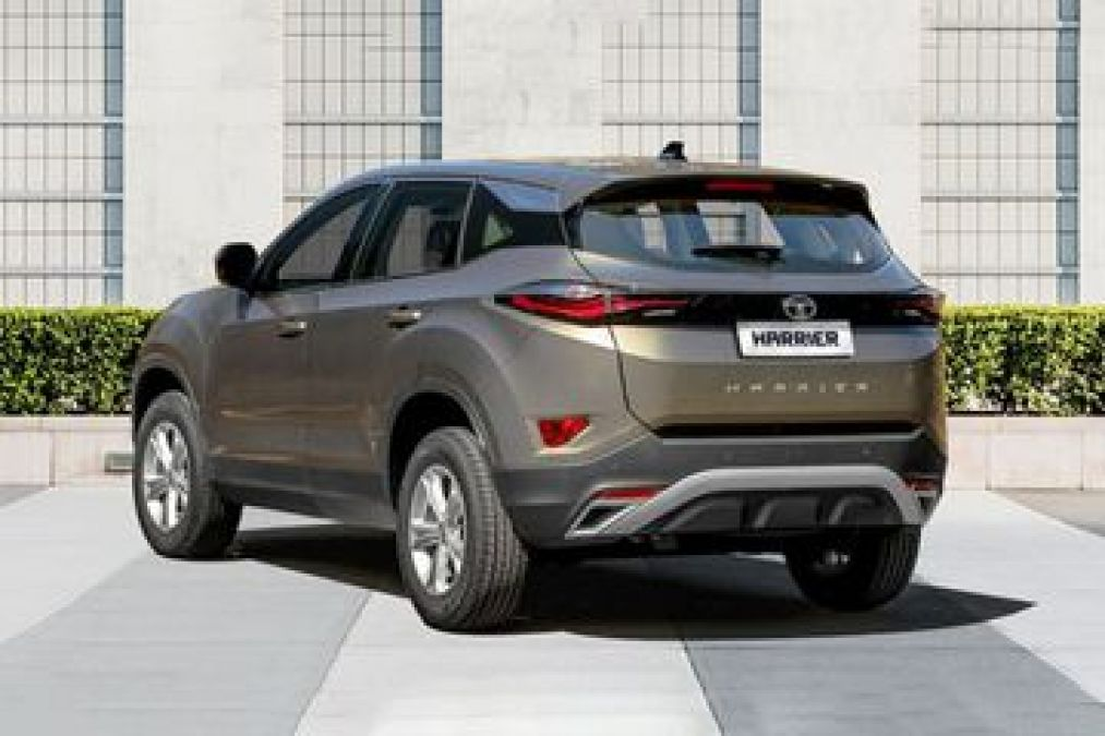 Tata Harrier Car to be launched in August in this new color variants