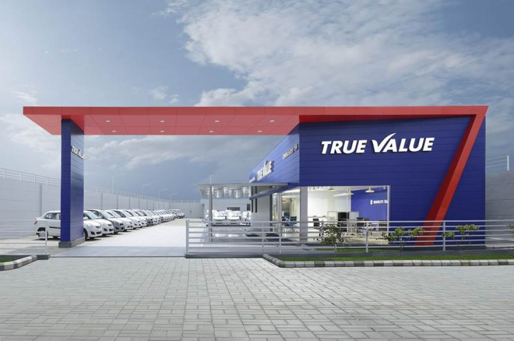 Maruti Suzuki True Value Achieved Huge Success, Sales of Old Cars Increased