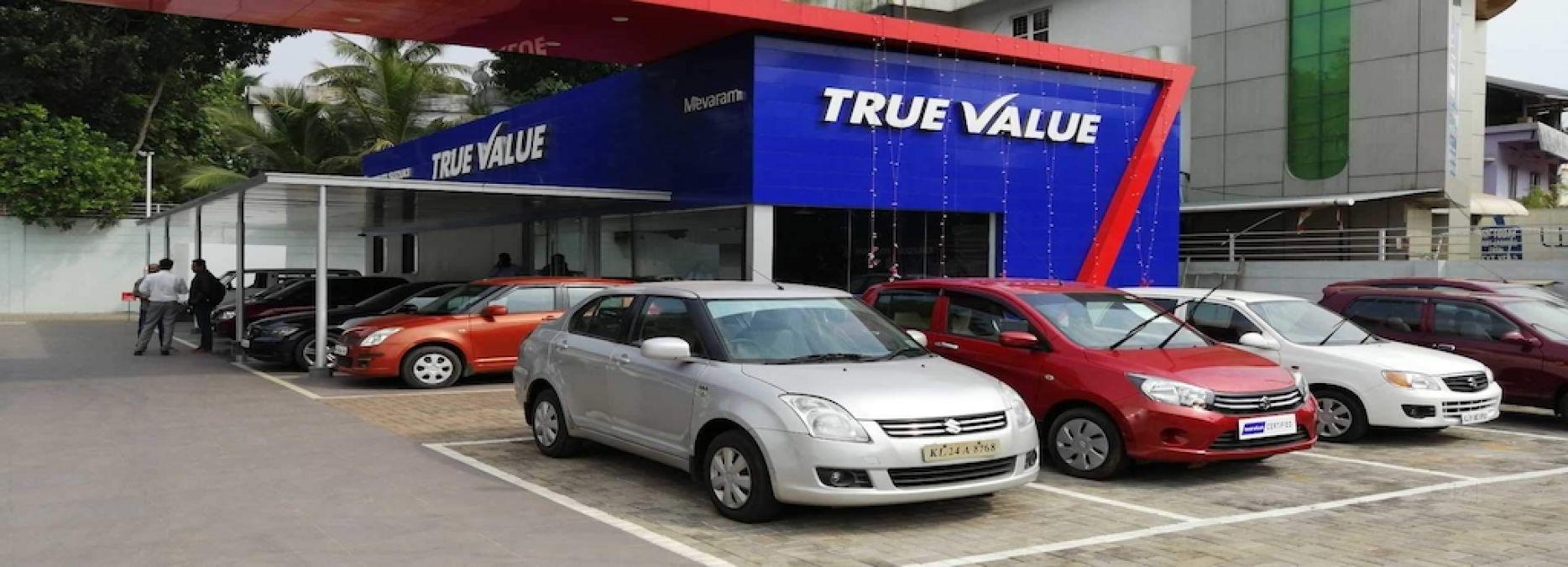 Maruti Suzuki True Value Achieved Huge Success, Sales of Old Cars Increased