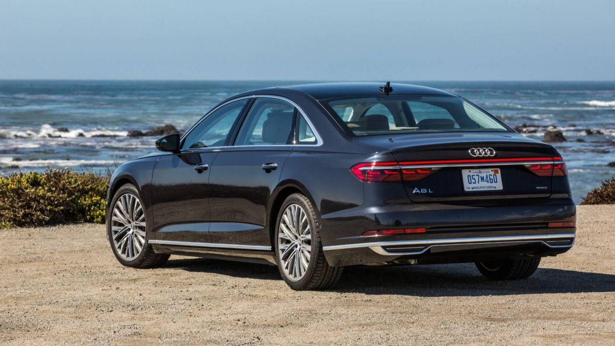 Audi A8L: Audi India has Officially Started Taking Bookings for the A8  sedan | NewsTrack English 1