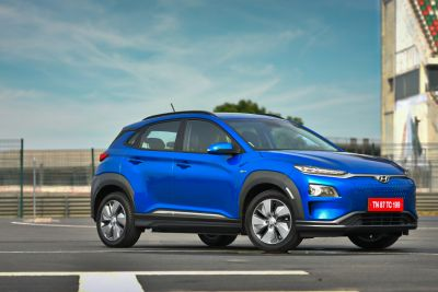 With GST Reduction, Hyundai Kona Electric Price slashed by Rs 1.5 lakh