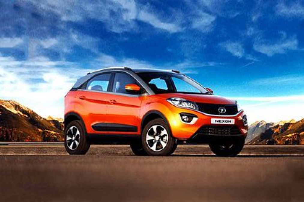 Tata Nexon gets a new variant, launched at Rs. 8.02 lakh