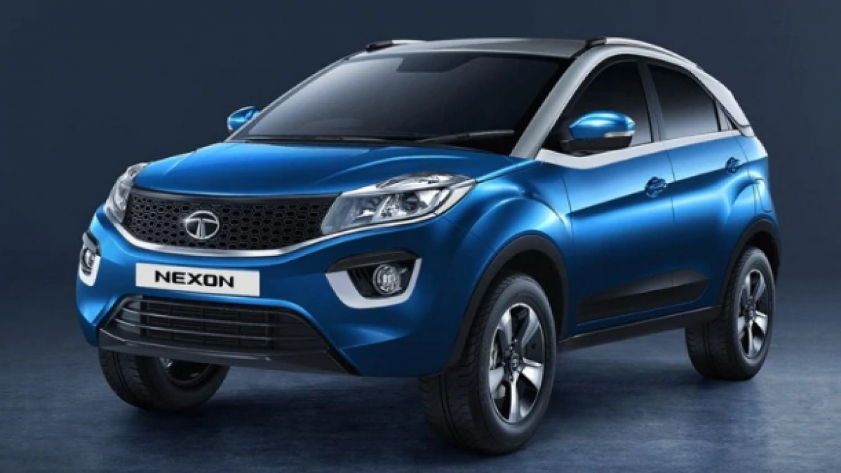 Tata Nexon Gets A New Variant XT+ with A Bigger Touchscreen