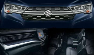 Maruti Suzuki XL6 Interior, Other Details Revealed In Official Images
