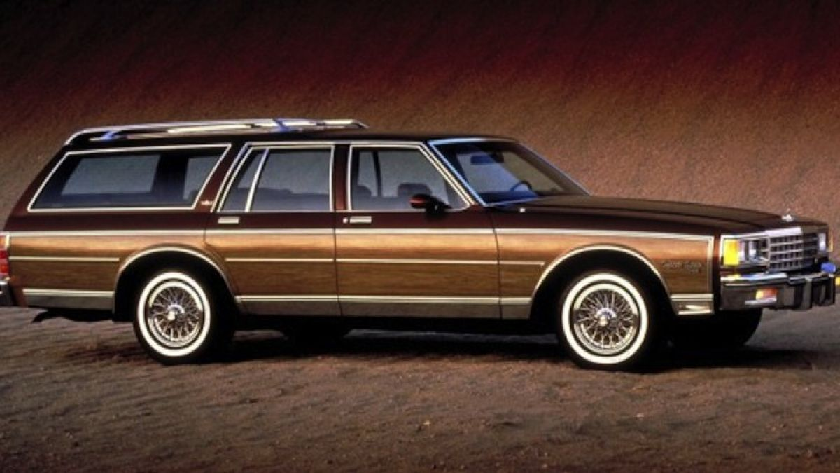 Know what is  Station Wagon Segment