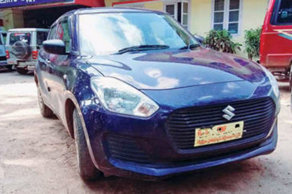 Maruti Suzuki Swift for Sale on OLX Gets Stolen by Thieves