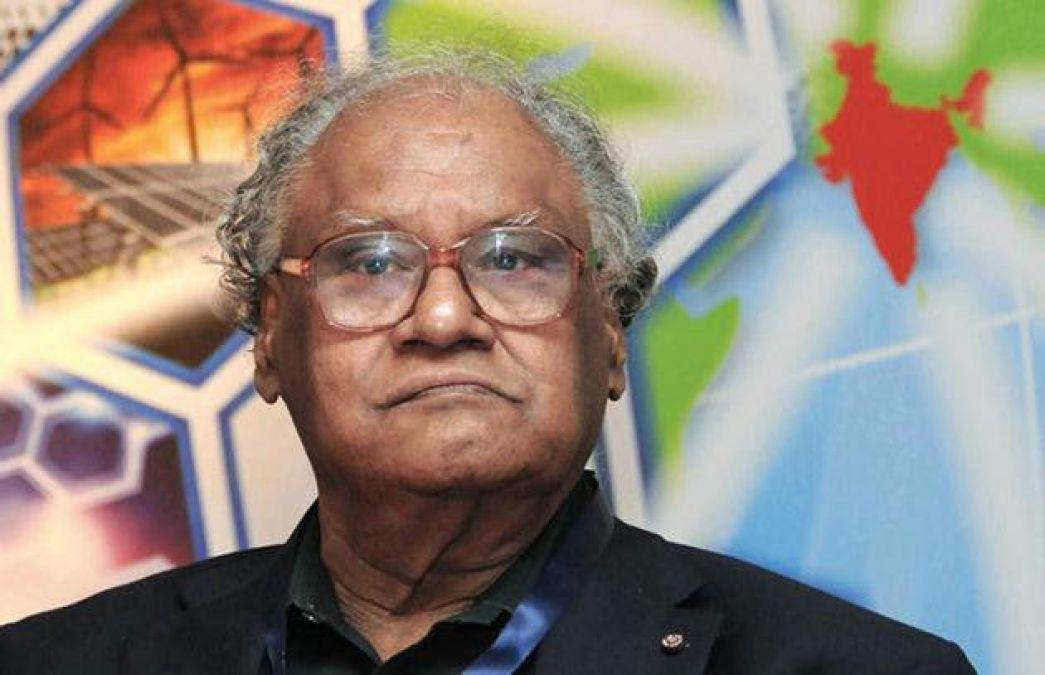 C.N.R Rao को मिला भारतरत्न, इस उपलब्धि की वजह से हुए सम्मानित
