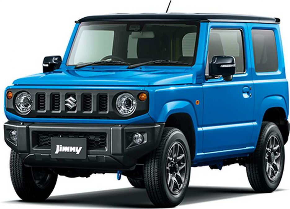 Maruti to launch Jimny as a Gypsy replacement in 2020